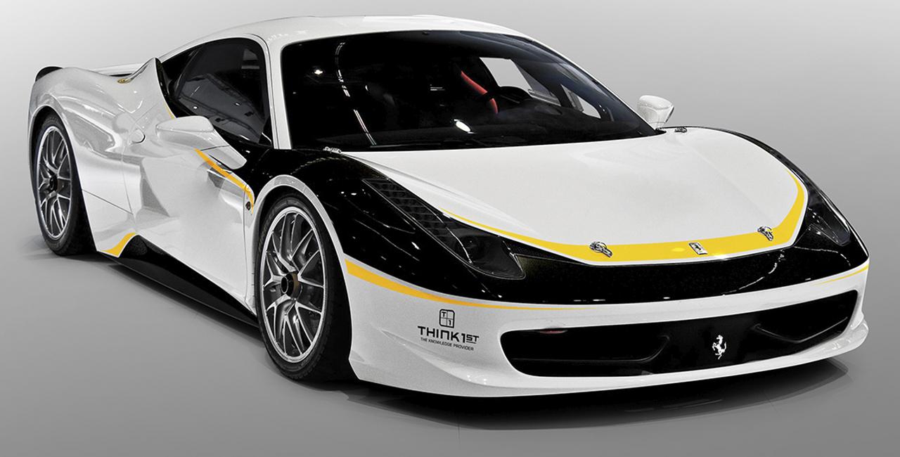 6 Runden Ferrari F360 selber fahren auf dem Hockenheimring
