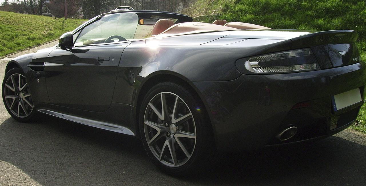 60 Min. Aston Martin Vantage S Roadster selber fahren in Mömbris