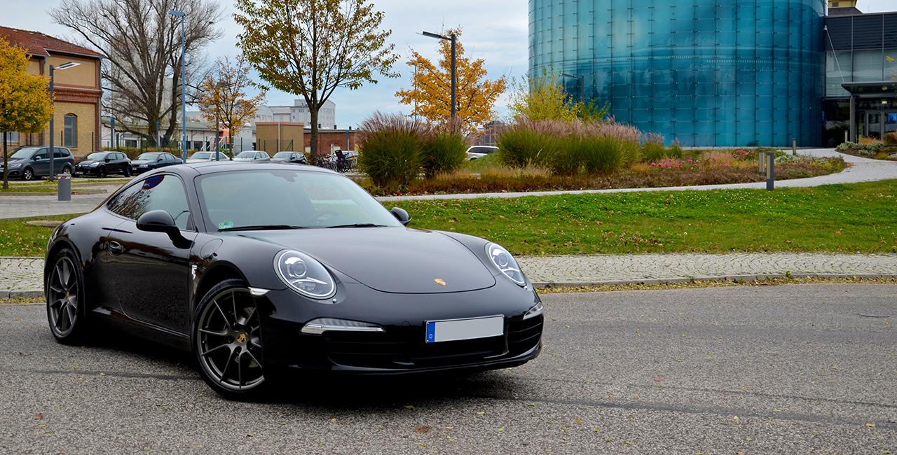 7 Tage Porsche 911 Carrera mieten in Düsseldorf