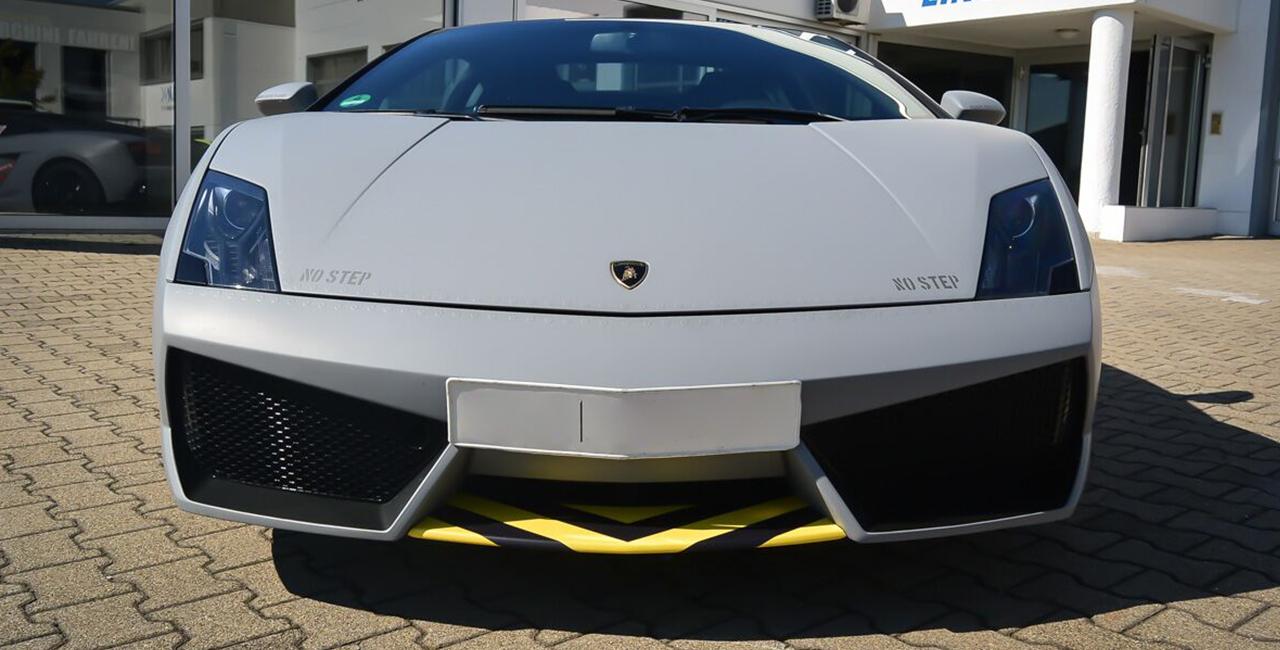 50 Min. Lamborghini LP560 selber fahren in Bad Dürrheim