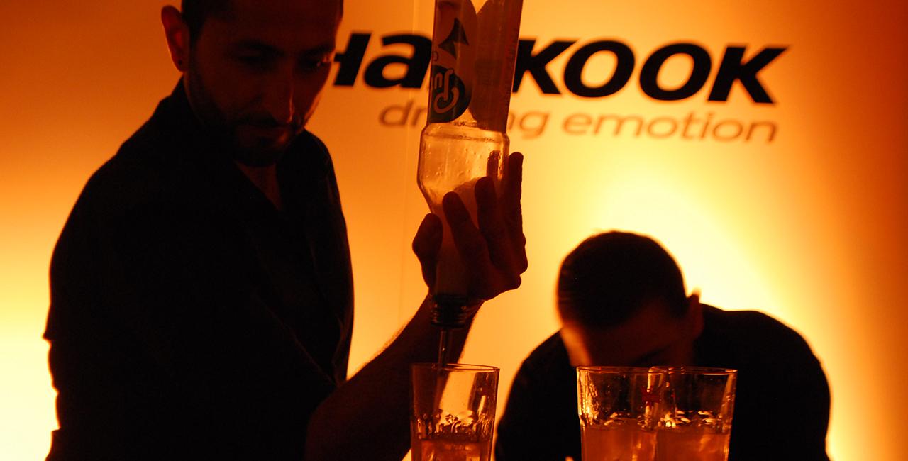 Cocktailkurs mit Feuer & Magic in Frankfurt, Hessen