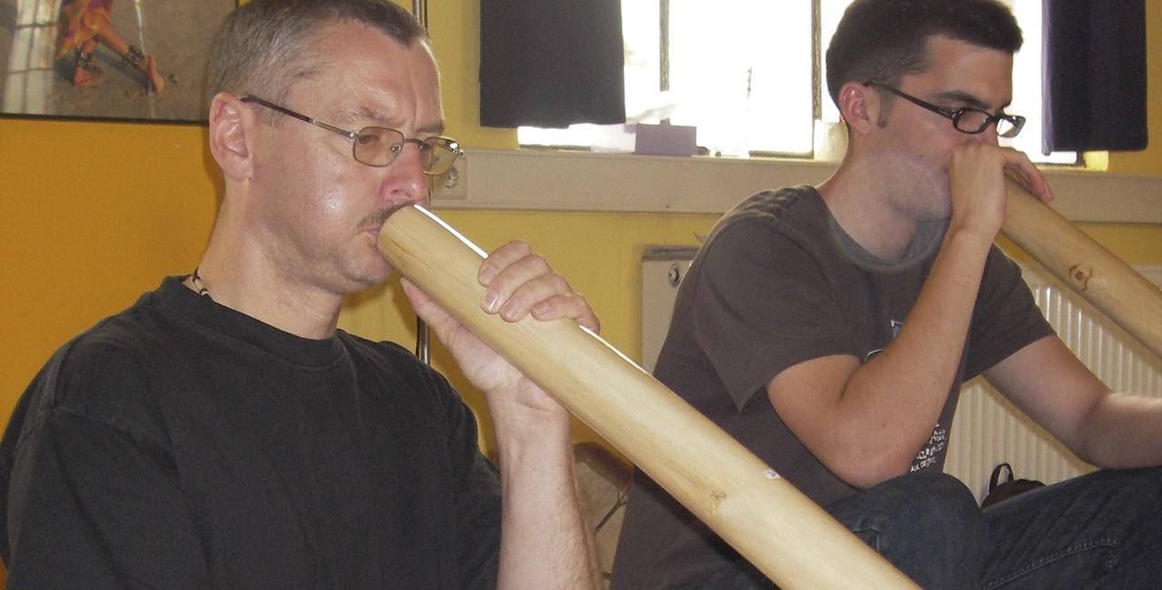 Didgeridoo-Tages-Workshop in Kolbermoor, Raum Salzburg