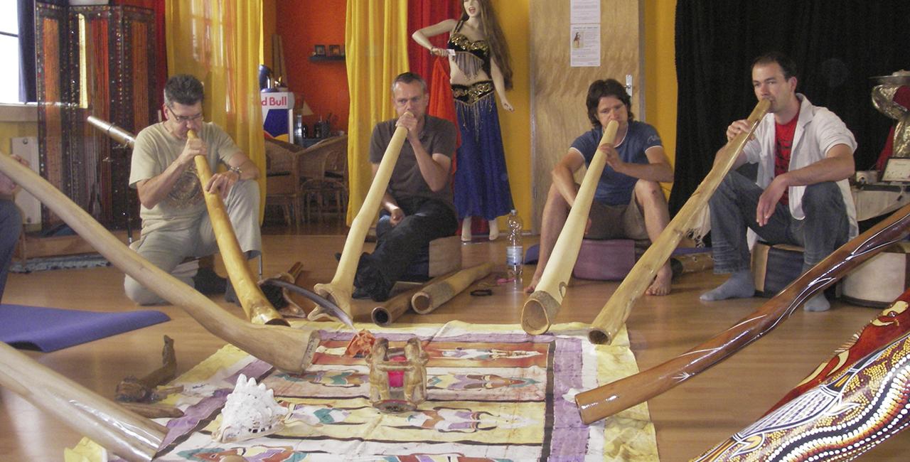 Didgeridoo-Tages-Workshop auf Sylt - Rantum, Raum Flensburg