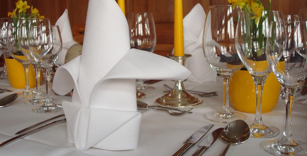 Candle-Light-Dinner mit Übernachtung in Ehingen