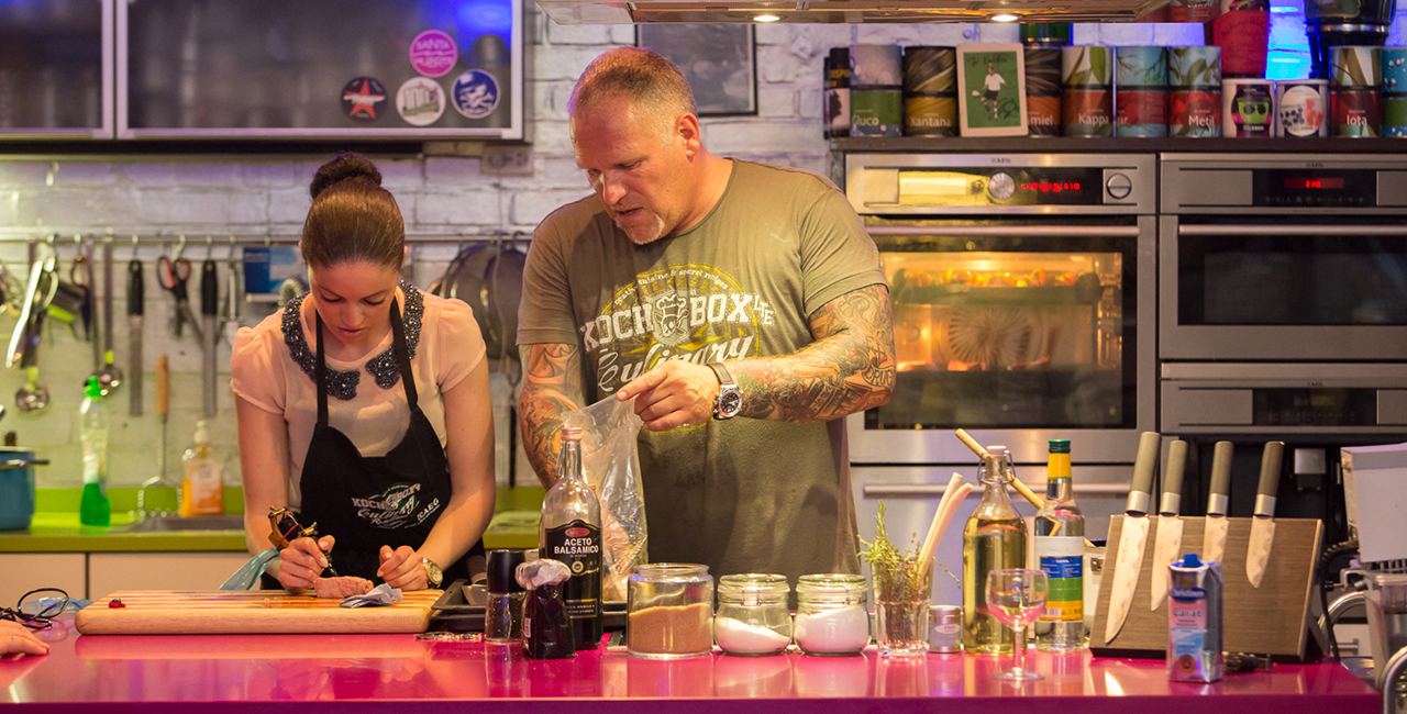 Food Tattoo Kochkurs Berlin