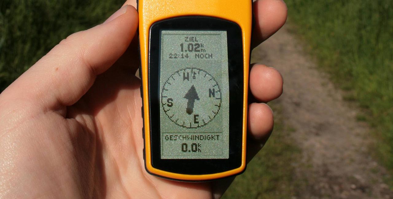 GPS-Schatzsuche in Augsburg, Bayern
