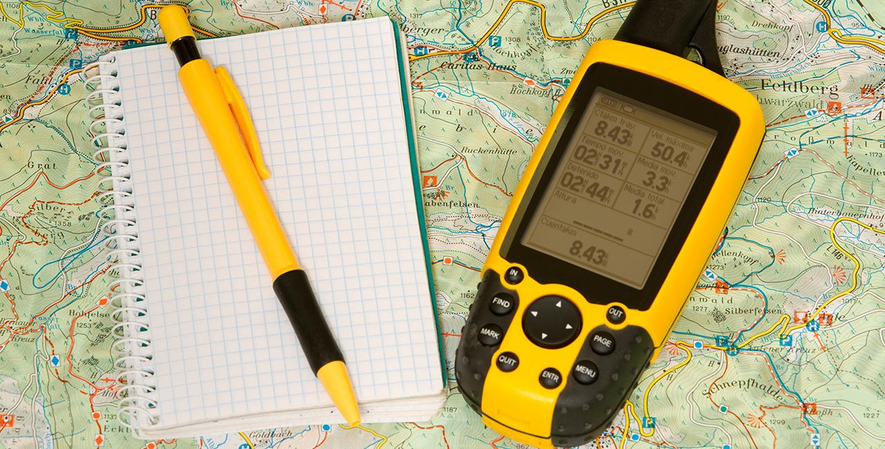 GPS-Schatzsuche in Kassel, Hessen