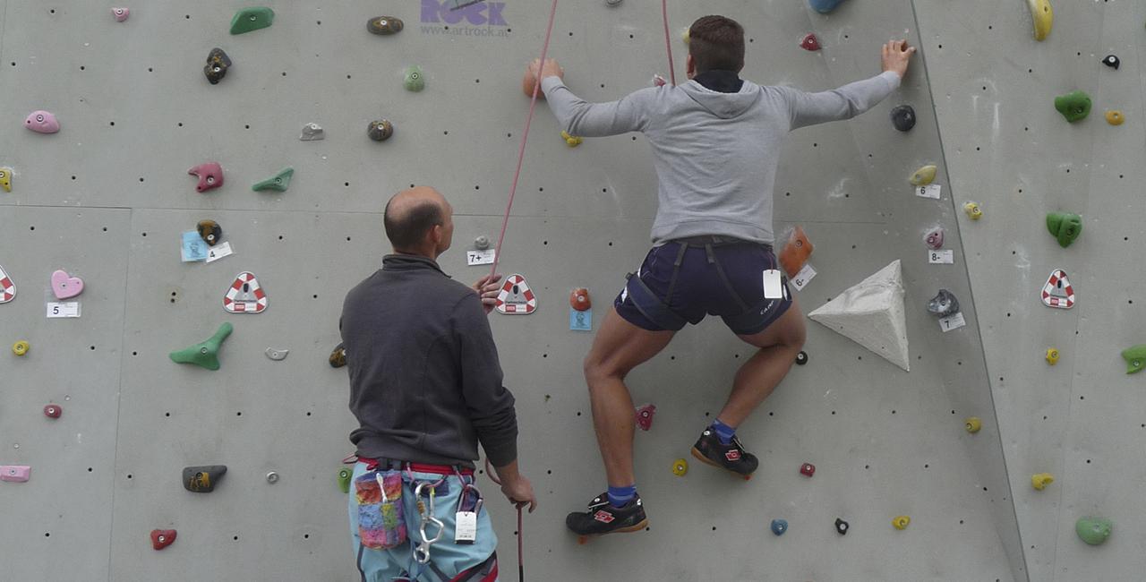 Kletterkurs Indoor in Kaufbeuren in Bayern