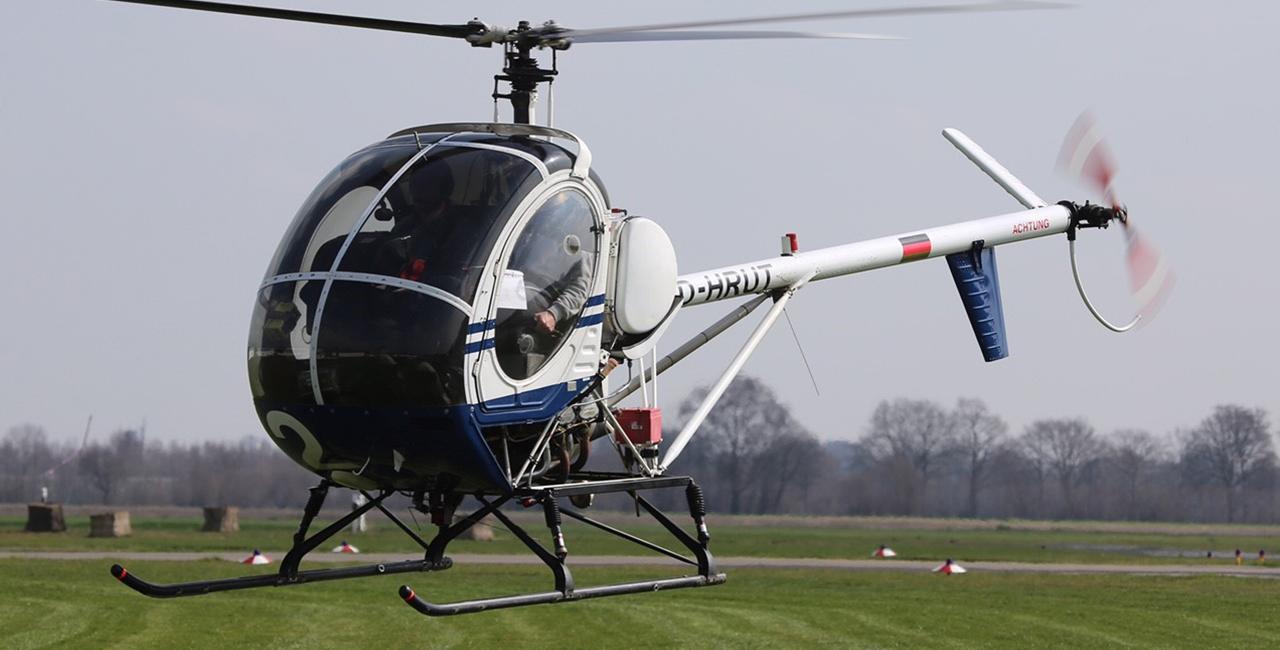 30 Min. Hubschrauber Rundflug ab Ganderkesee über Oldenburg