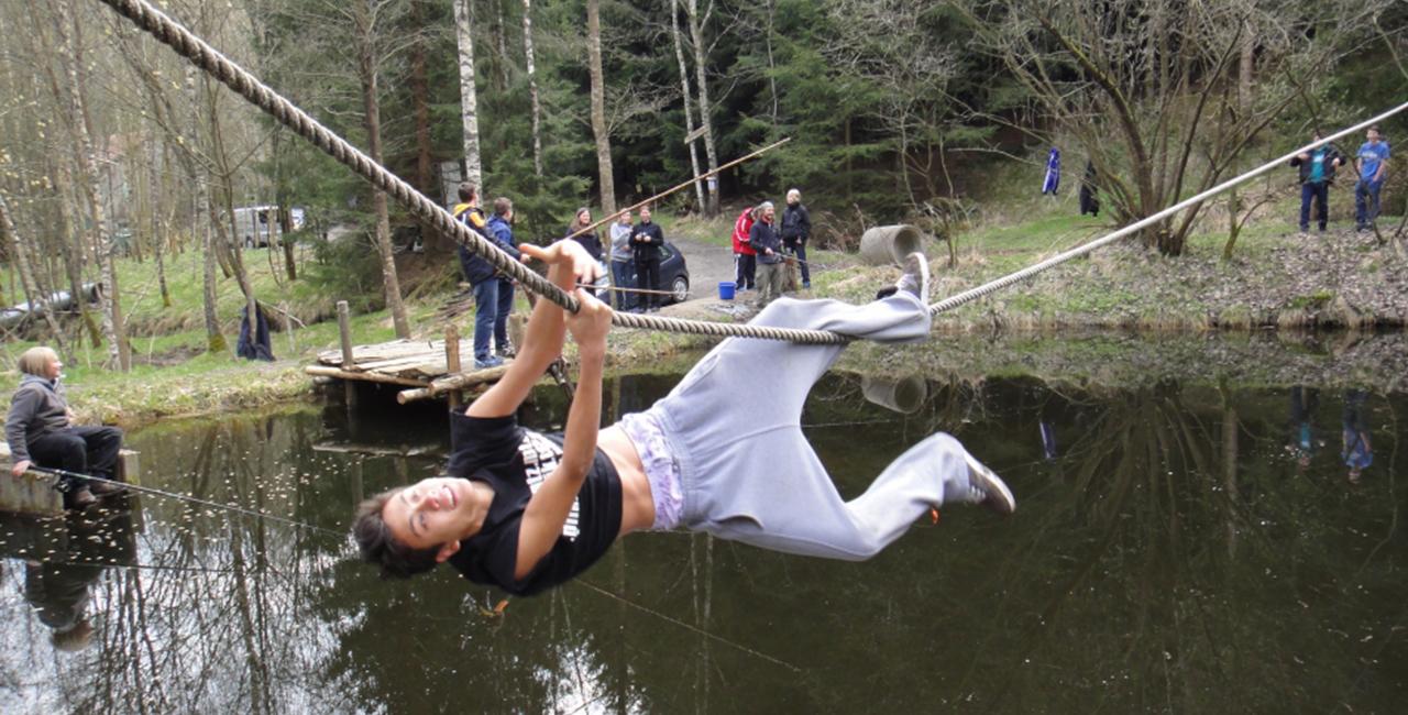 Outdoor Action Tag in Viechtach, Raum Regensburg in Bayern