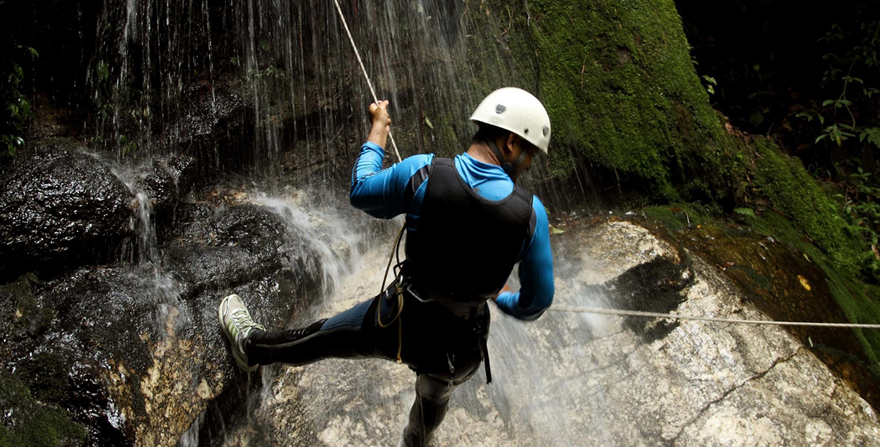 Canyoning Tour in Schneizlreuth