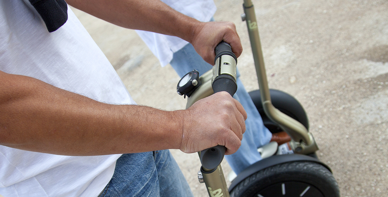 Segway-Tour in Schwerte