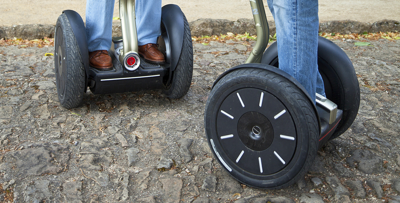 Segway-Tour in Elchingen, Raum Ulm in Bayern