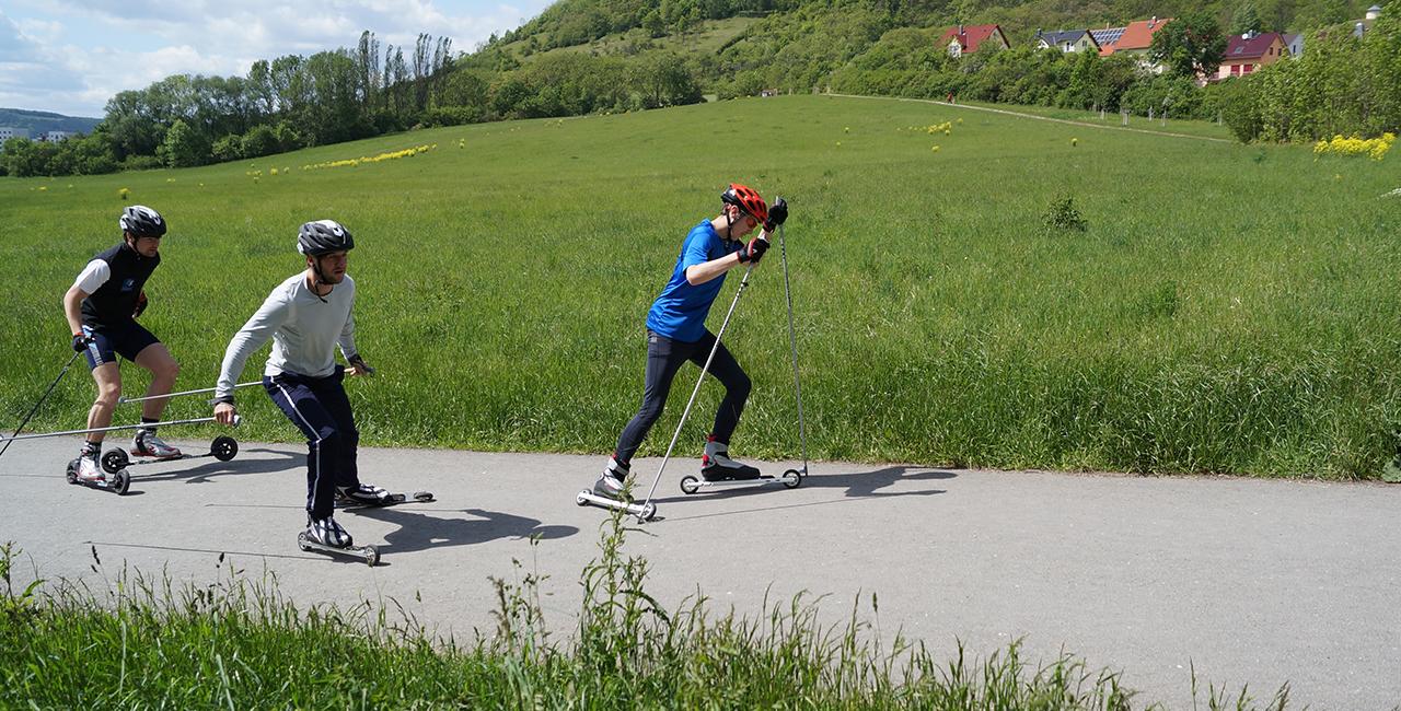 Skiroller Kurs in Leipzig, Sachsen
