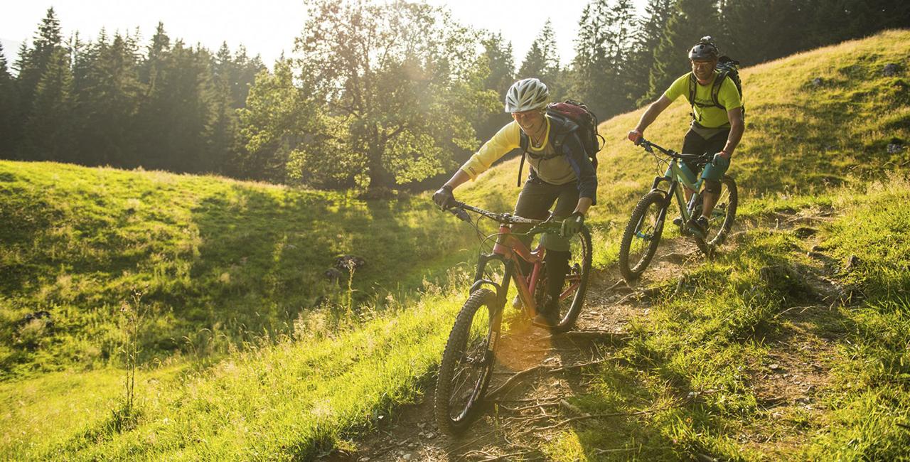6 Std. Mountainbike Tour in Sonthofen