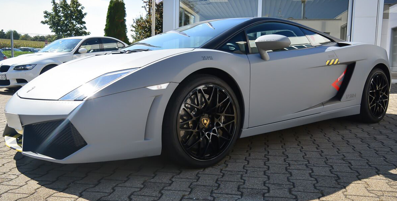 20 Min. Lamborghini LP560 selber fahren in Stuttgart
