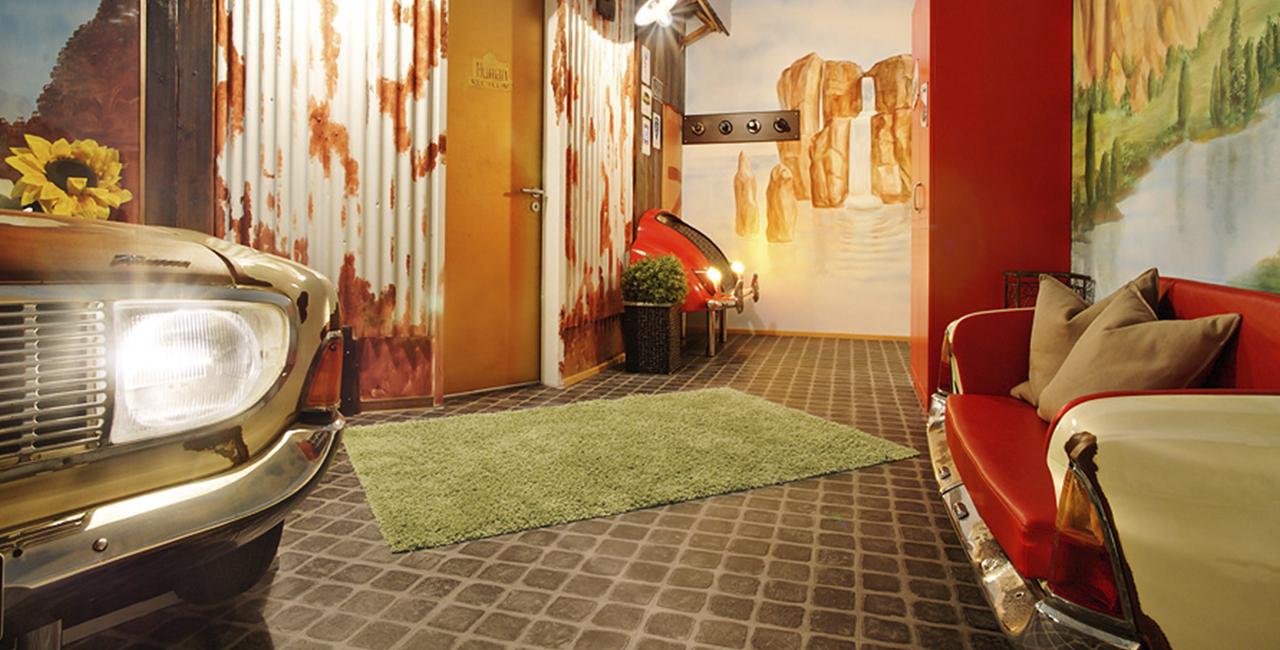 Übernachtung im Nostalgiezimmer in Böblingen, Raum Stuttgart