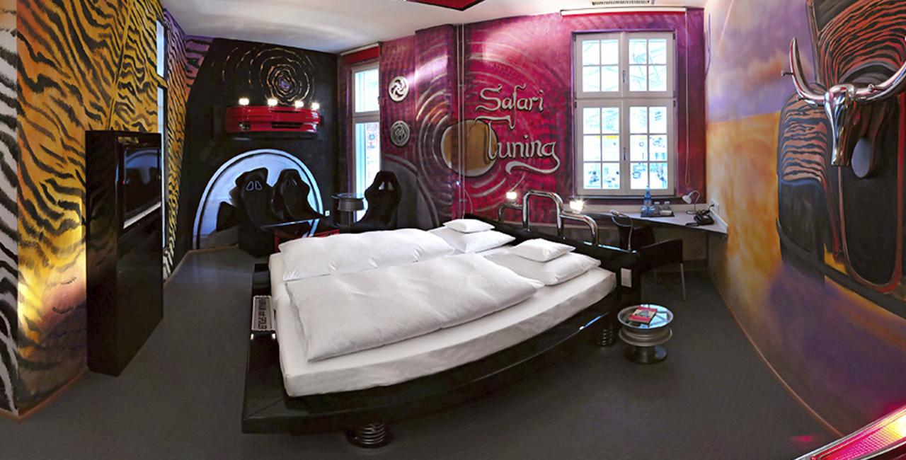 Übernachtung im Tuningzimmer in Böblingen, Raum Stuttgart