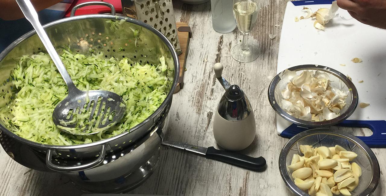 Vegetarischer Kochkurs in Darmstadt, Hessen