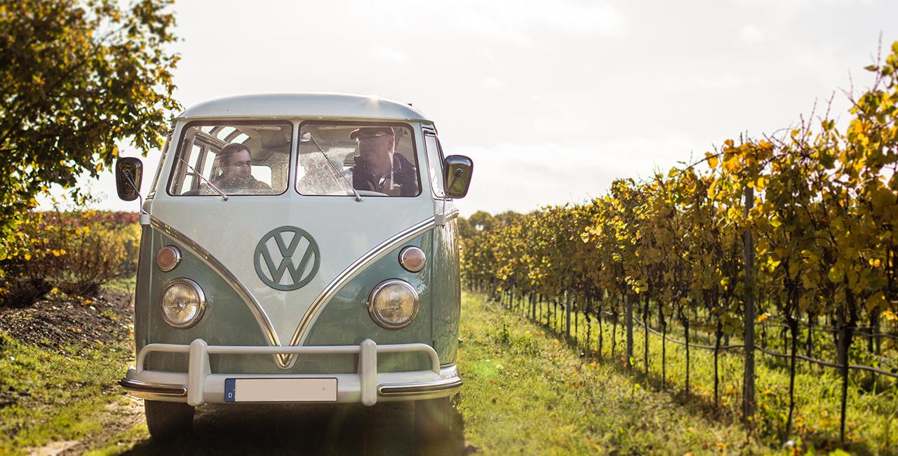 VW T1 Tour Schifferstadt