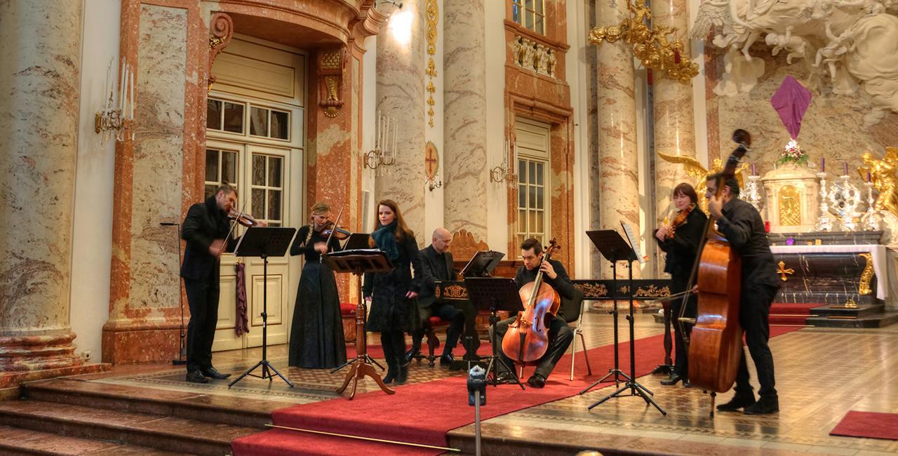 Klassisches Ave Maria Konzert Kategorie 2 Wien