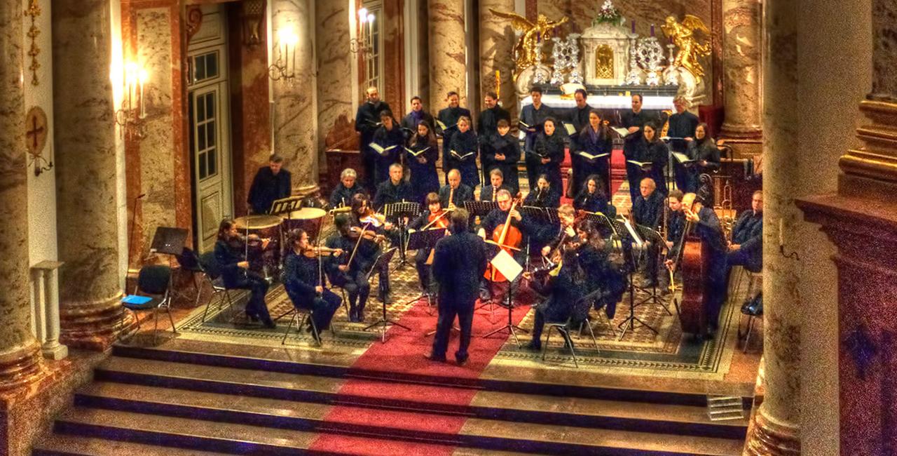 Klassisches Mozart Konzert Kategorie 2 Wien