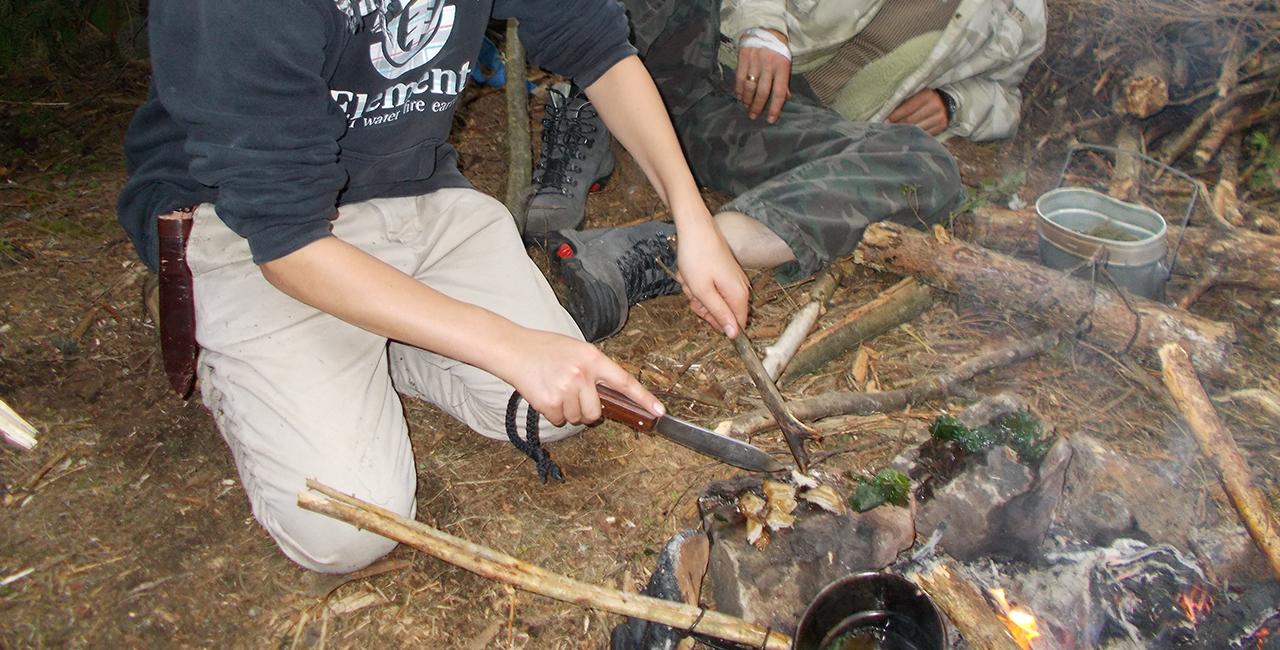 Wildnis-Survival Wochenende extrem in Maro, Raum Nerja,Spanien