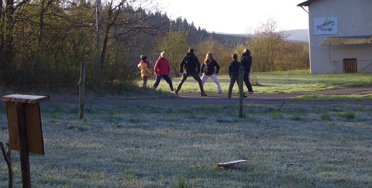 Wildnis Survival Wochenende Schneppenbach