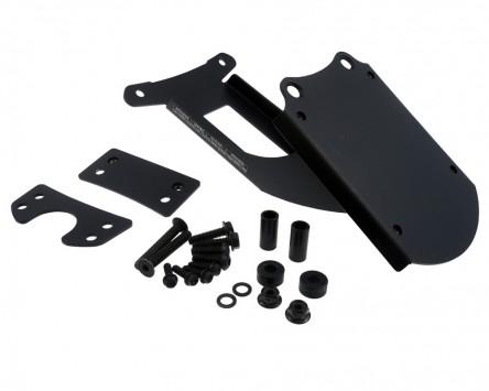Topcase-Träger schwarz für Monolock SYM GTS 125/250/300 EVO Joymax 09-