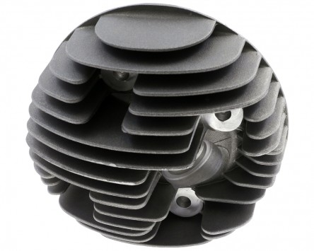 Zylinderkopf MALOSSI 139/166ccm für Vespa 125 GTR, 150 Sprint2/PX80-150/PE/Lusso