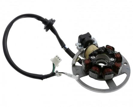 Lichtmaschine CPi Keeway China 2T für Pickup mit zwei Kabeln