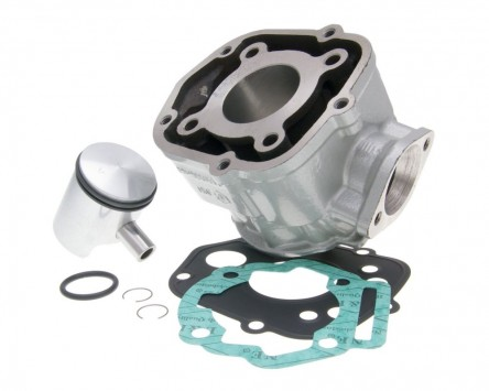 Zylinderkit 50ccm PIAGGIO für Derbi Senda GPR, Aprilia RS RX SX