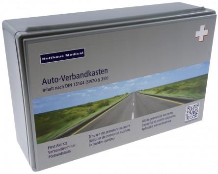 Verbandskasten aus Kunststoff - DIN13164
