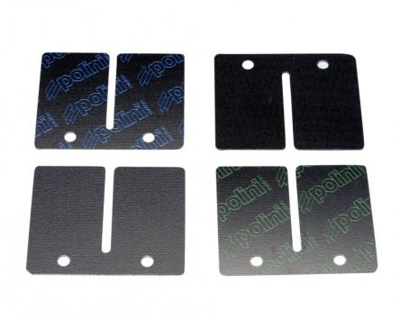 Membranplättchen POLINI Carbon für Minarelli AM6