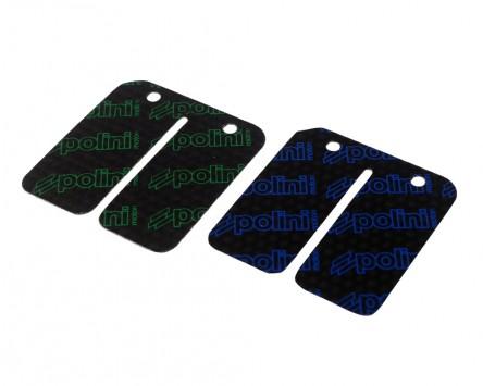 Membranplättchen POLINI Carbon für Minarelli