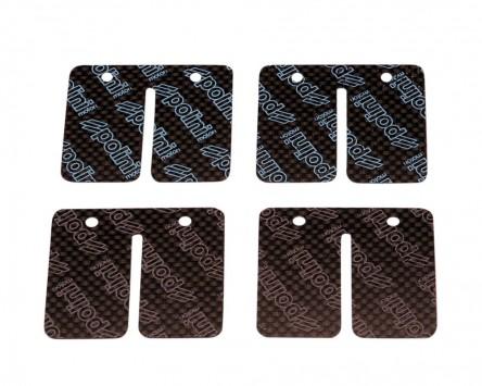 Membranplättchen POLINI Carbon für Minicross XP 65 R