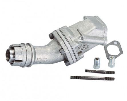 Ansaugstutzen 19mm POLINI für Vespa Special 50 Primavera 125