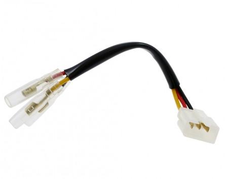 Rücklicht-Adapterkabel TYP 7 für div. Honda und Kawasaki Modelle