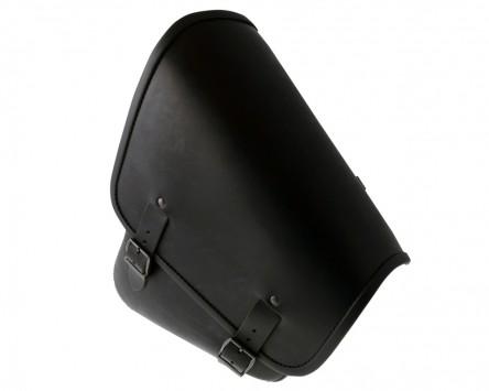 Satteltasche Packtasche links Motorrad BIG-SANTA FE, schräg, 31x45x14 cm