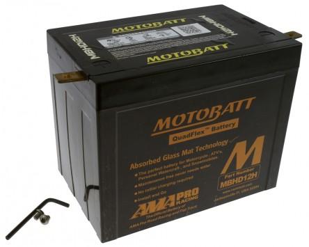 Batterie 12V 33Ah MOTOBATT MBHD12H