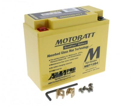 Batterie 12V 11Ah MOTOBATT MBT12B4