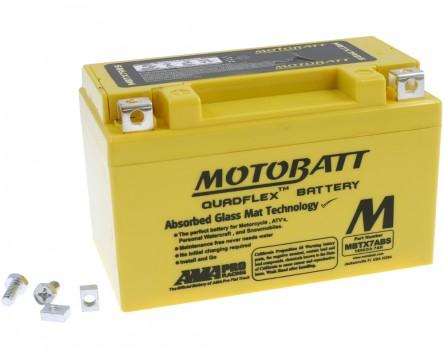 Batterie 12V 7Ah MOTOBATT MBTX7ABS