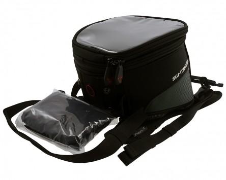 Riemen Tankrucksack Enduro LT, 1680 Ballistic nylon, schwarz, 5l - 7,5l