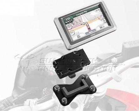 GPS Navi Halter QUICK-LOCK Aprilia SMV 750 / Aprilia SMV 750 Dorsoduro, 08-