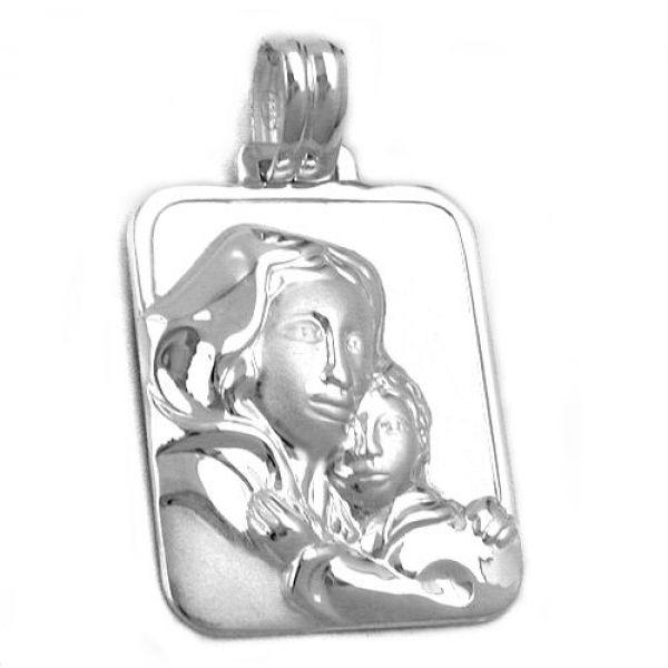 Anhänger, Maria mit Jesuskind, 925