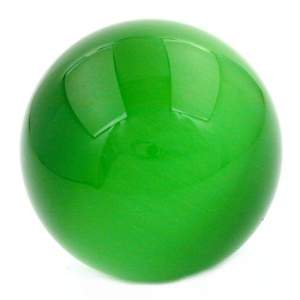 Kugel, mit Hyperion, grün