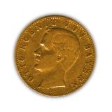 Deutsches Kaiserreich - 10 Mark Otto König von Bayern - 3,58g Goldmünze