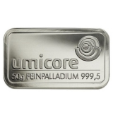 Palladium Barren - 50g Palladium