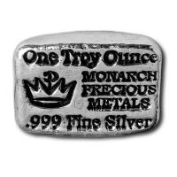 USA - Retro Silberbarren - 1 Oz Silber