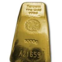 1000g Goldbarren